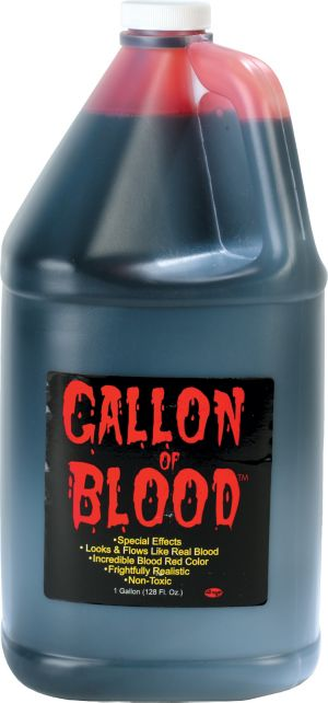 Gallon of Fake Blood