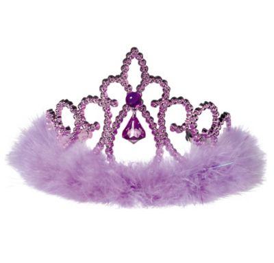 Lavender Sparkle Tiara