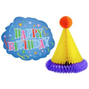 Birthday Decoration Kit