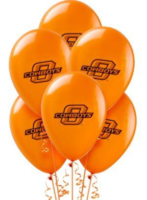 Oklahoma State Cowboys Balloons 10ct