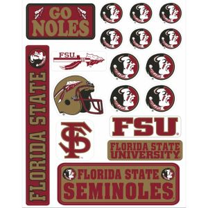 Florida State Seminoles Decals 18ct