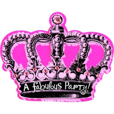 Fabulous Party Invitations 8ct