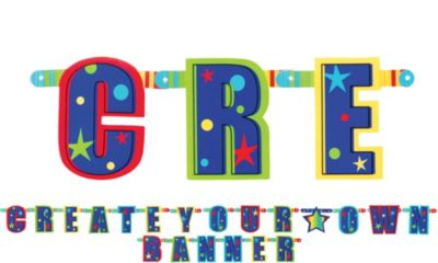 Create Your Own A Year to Celebrate Banner