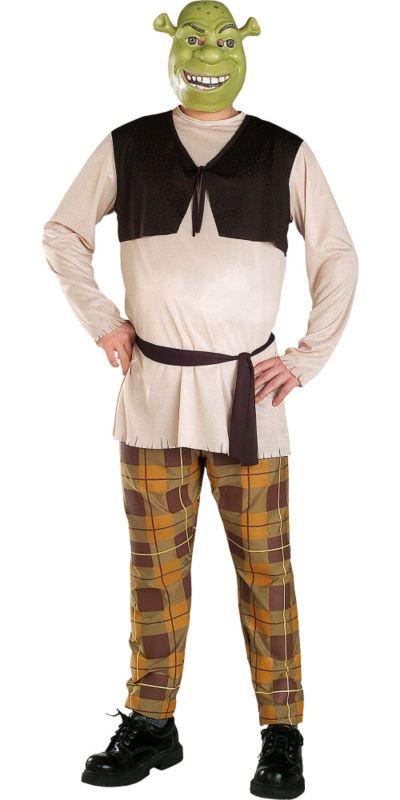 Adult Shrek Costume Plus Size - Shrek Forever After