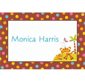 Custom Fisher Price Baby Shower Thank You Notes