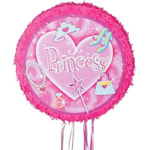 Pull String Princess Pinata