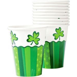 St. Patrick's Day Cheer Cups 50ct