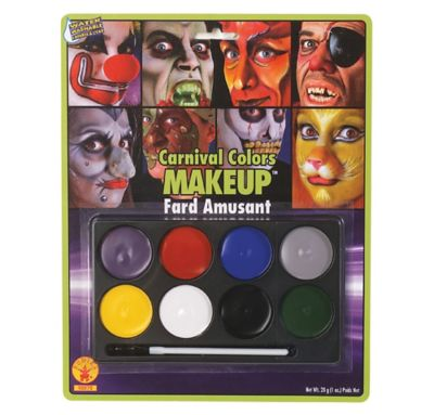Carnival Colors Accessory Makeup Kit
