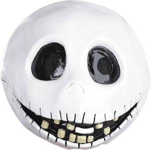 Overhead Jack Skellington Mask