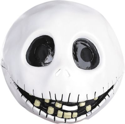 Overhead Jack Skellington Mask