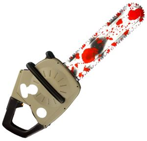 Bloody Chainsaw 28in