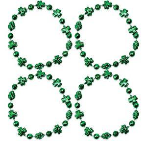 Shamrock Bead Bracelets 4ct