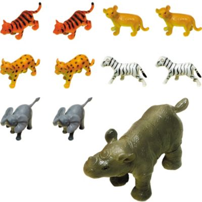 Baby Jungle Animals 24ct