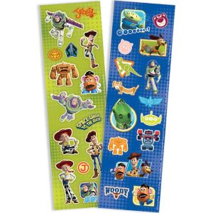 Toy Story Sticker Strips 2 Sheets