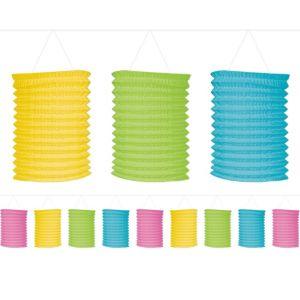 Multicolor Lantern Garland