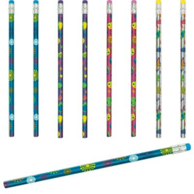 Hippie Metallic Pencils 72ct