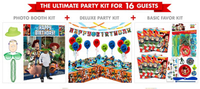 Toy Story Party Supplies Ultimate Party Kit