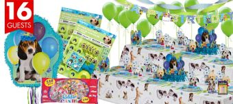 Party Pups Ultimate Party Kit for 16 Guests