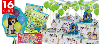 Party Pups Party Supplies Ultimate Party Kit