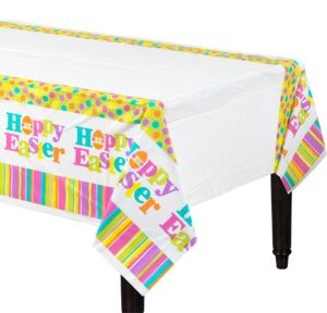 Easter Expressions Paper Table Cover