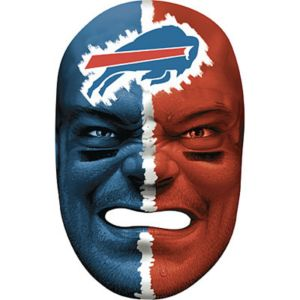 Buffalo Bills Fan Face Mask