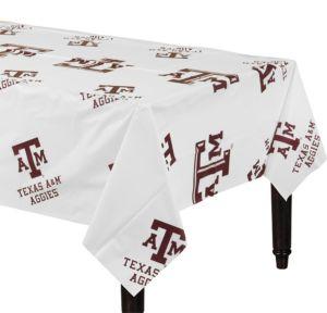 Texas A&M Aggies Table Cover