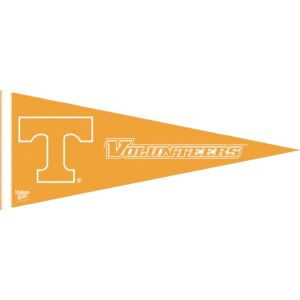 Tennessee Volunteers Pennant Flag