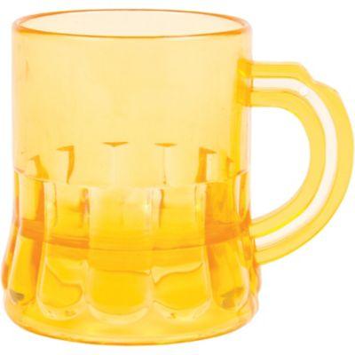 Oktoberfest Plastic Mug Shot Glass
