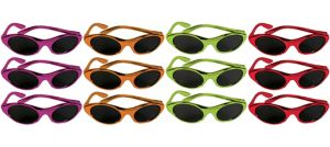 Fiesta Metallic Sunglasses 12ct