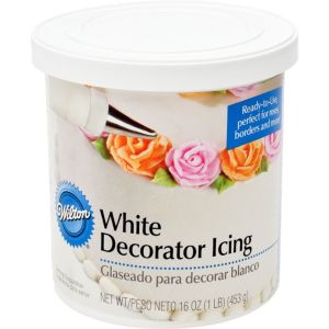 Wilton White Decorating Icing