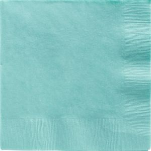 Robin's Egg Blue Dinner Napkins 20ct