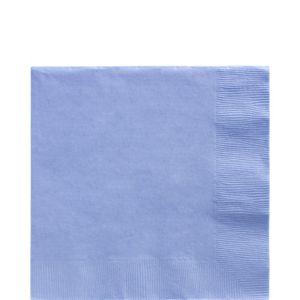 Pastel Blue Lunch Napkins 125ct
