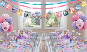 Disney Princess Deluxe Party Kit for 16 Guests