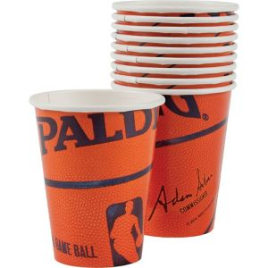 Spalding Basketball Cups 18ct