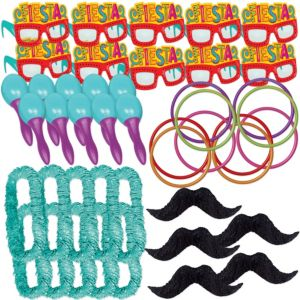 Fiesta Party Accessory Kit 50pc