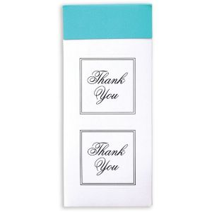 Thank You Envelope Seals 30ct