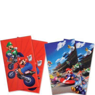 Super Mario Memo Pads 4ct