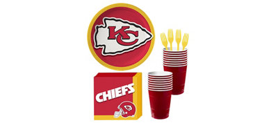 Kansas City Chiefs Basic Fan Kit