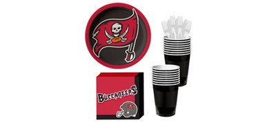 Tampa Bay Buccaneers Basic Fan Kit