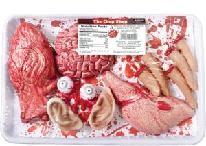 Meat Market Props 12pc