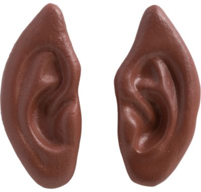 Pointed Werewolf Ears