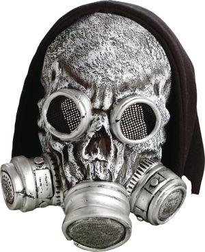 Skeleton Gas Mask