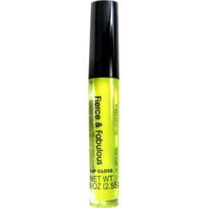 Glow In The Dark Neon Yellow Lip Gloss
