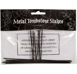 Replacement Tombstone Ground Stakes 6ct