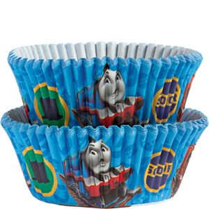 Wilton Thomas the Tank Engine Baking Cups 50ct