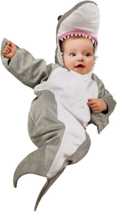 Baby Bunting Great White Shark Costume