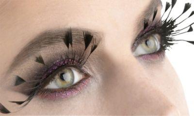 Fancy False Eyelashes