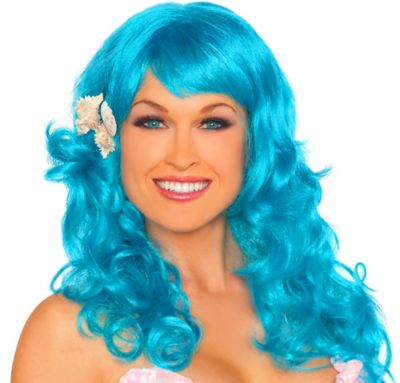 Seashell Mermaid Wig