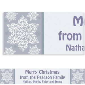 Custom Shining Season Christmas Banner 6ft