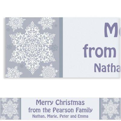 Shining Season Custom Christmas Banner